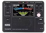 KORG 管弦楽器トレーナー/チューナー/メトロノーム TM-50TR-BK ブラック