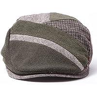 [ベーシックエンチ] Jolly Patch Hunting ハンチング 【57-59cm 3色】秋冬 おしゃれ アウトドア UVカット メンズ 帽子