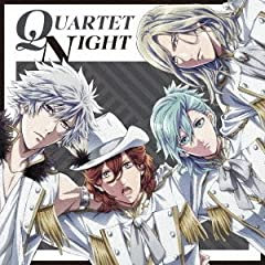 QUARTET NIGHT「God's S.T.A.R.」のジャケット画像