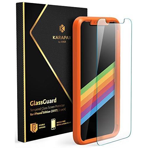 Anker KARAPAX GlassGuard(iPhone X)