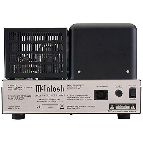 MCINTOSH 真空管パワーアンプ MC275VI