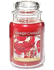 Yankee CandleクリスマスパンチLarge Jar Candle