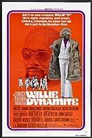 Willieダイナマイト27x 40映画ポスター–スタイルA Unframed PDPIB13440