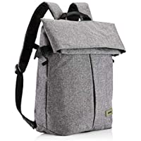 "Crumpler Propeller 15"" Laptop Backpack - Dark Grey Marle"