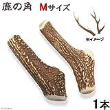 鹿の角 Mサイズ 1本 長さ12cm以下 犬 おもちゃ デンタルケア 小型犬 中型犬