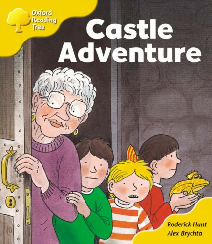 Oxford Reading Tree: Stage 5: Storybooks: Castle Adventureの詳細を見る