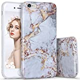 Imikoko iphone6s Plus ケース iphone6 Plus ケース 大理石 iphoneケース 6s おしゃれ マーブル tpu 純正