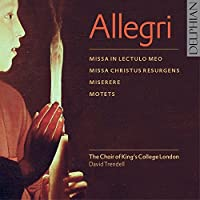 Masses & Motets by G. Allegri (2012-07-10)