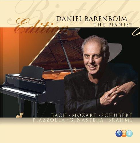 Daniel Barenboim - The Pianist...