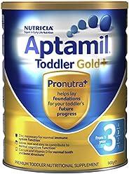 Aptamil Gold+ 3 Toddler Milk Drink From 1 Year 900g