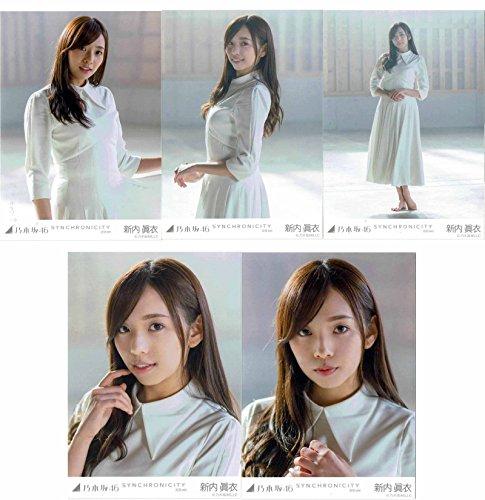 乃木坂46 2018年5月個別生写真5枚セット シンクロニシ...