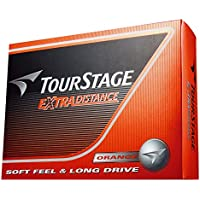 BRIDGESTONE(ブリヂストン) ゴルフボール TOURSTAGE エクストラディスタンス 1ダース( 12個入り)  TEYX