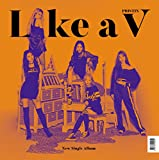 PRISTIN V 1stシングル - LIKE A V