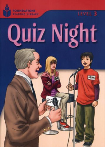 Quiz Night (Foundations Reading Library, Level 3)の詳細を見る