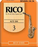 RICO リード アルトサクソフォーン 強度:3(10枚入)アンファイルド RJA1030