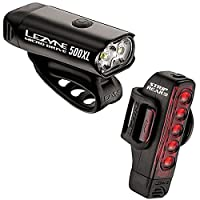 Lezyne Micro Drive 500XL and Strip 150 Light Combo Black One Size [並行輸入品]