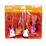 ミッキーマウスミニーマウスストラップセットディズニー・ハロウィーン2016ハロウィンかぼちゃおばけ【東京ディズニーリゾート限定】
