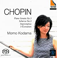 Chopin: Piano Sonata No.3 by Momo Kodama (2008-01-22)