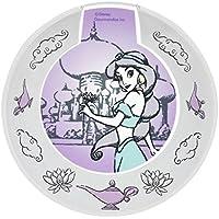 グルマンディーズ ディズニーキャラクター/ワイヤレスチャージャー ジャスミン dn-529e