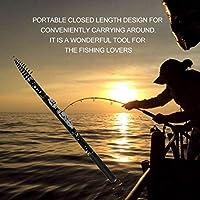 1.8/2.1/2.4/2.7/3.0/3.3M Super Lightweight Carbon Fishing Pole Outdoor Travel Sea Telescopic Fishing Rod Fishing Pole