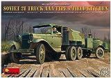 ミニアート 1/35 ソビエト連邦軍 2トントラックAAA型 (フィールドキッチン付) プラモデル MA35257