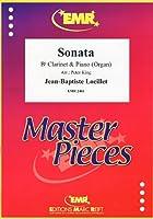LOEILLET J.B. - Sonata para Clarinete Sib y Piano (Organo) (King)