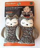Eddie Bauer Eddie Bauer Animal Strap Covers - Owl by Eddie Bauer