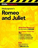 CliffsComplete Romeo and Juliet (Cliffs Complete)