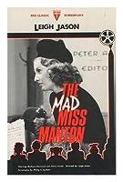 Mad Miss Manton (R.K.O.Classic Screenplays)
