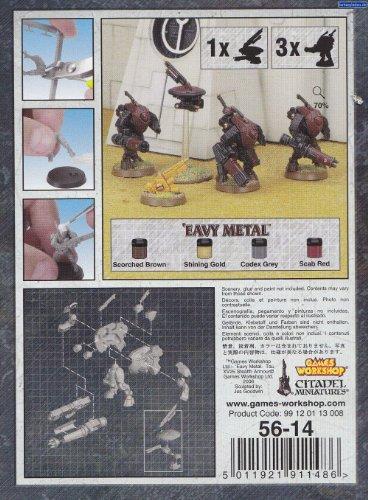 [ウォー ハンマー]Warhammer Tau XV25 Stealth Battlesuits 2015 56-14 [並行輸入品]