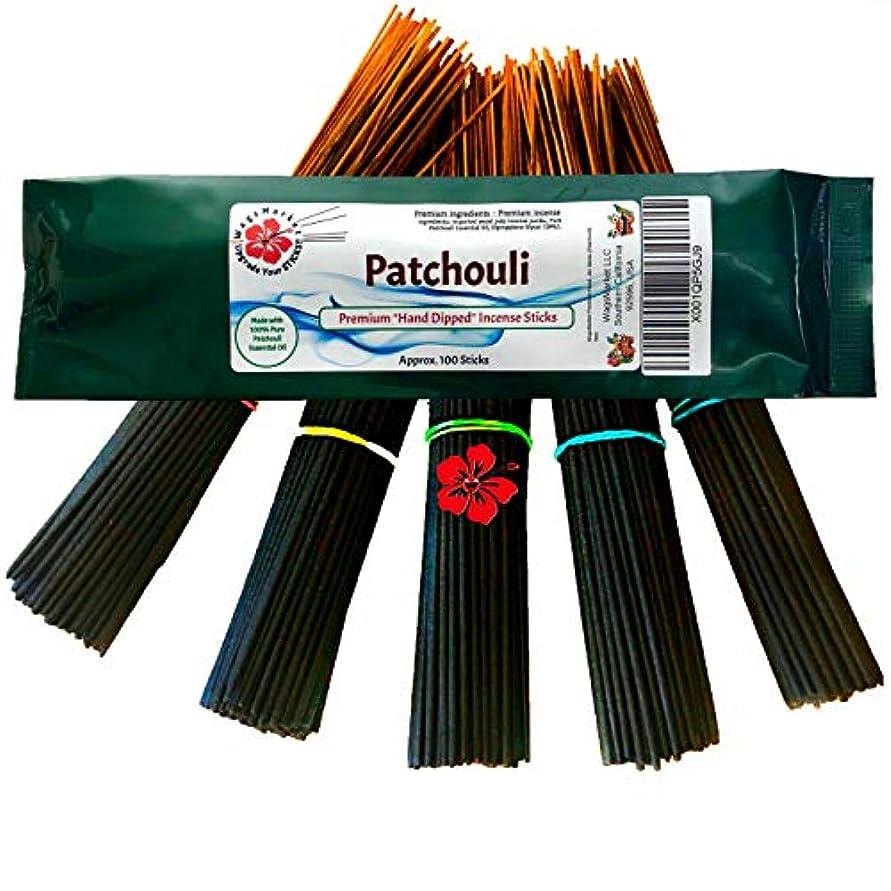 ハプニングトイレ失われたwagsmarket Incense Sticks – Patchouli | Nag Champa |サンダルウッド|ムスクSticks |ラベンダー|ジャスミン| and many more – You。セット」100...