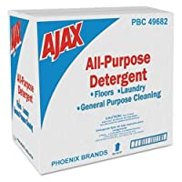 pbc49682Ajax low-foam all-purposeランドリー洗剤、36lbs、ボックス