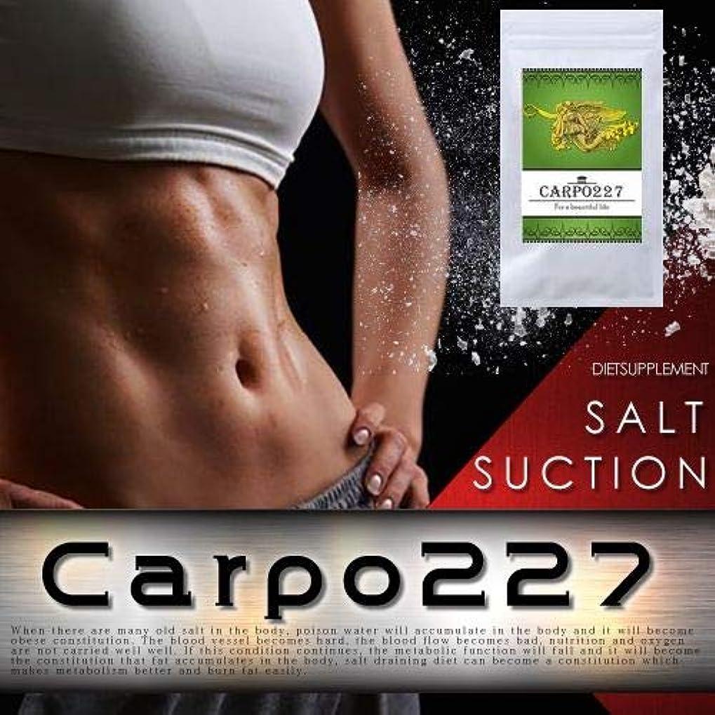 残り物である気楽なCarpo227(カルポ227)