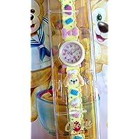 7 3発売 最新作! 香港ディズニーランド限定 クッキー 腕時計 ウォッチ 2018