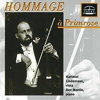 Lindemann Series: Hommage a Primrose 3 by HARTMUT LINDEMANN (1996-11-27)