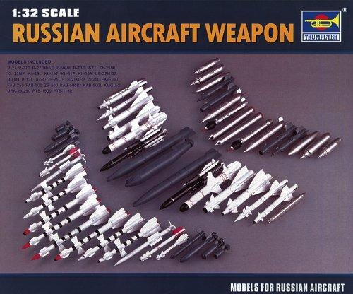 1/32 ロシア軍 エアクラフトウェポン