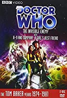 Doctor Who: Invisible Enemy & K9 & Company: Girl's [DVD] [Import]