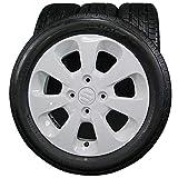 14インチ 4本セット タイヤ&ホイール BRIDGESTONE(ブリヂストン) NEXTRY(ネクストリー) 165/55R14 SUZUKI(スズキ) PALETTE(パレット)純正