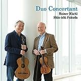 デュオ・コンチェルタンテ ~ パガニーニ | ジュリアーニ (Duo Concertant / Rainer Kuchl & Shin-ichi Fukuda) [SACD Hybrid]