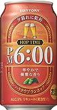 サントリー 新ジャンル ホップタイム PM6:00 (夕暮れに乾杯) 350ml