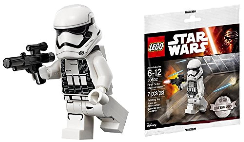 レゴ (LEGO) スター?ウォーズ ファーストオーダー?ストーム トルーパー│First Order Stormtrooper Exclusive 2016 Minifigure polybag 【30602】