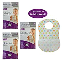 Neat Solutions Bibsters Disposable Bib - 36 ct by Neat Solutions