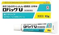 【第2類医薬品】ロバックU 10g ※セルフメディケーション税制対象商品