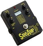 SansAmp 【国内正規品】TECH21 Classic ギター用アナログアンプシミュレーター & オーバードライブ/ディストーション/DIボックス