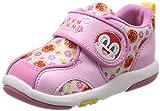 [アンパンマン] ベビー 運動靴 通学履き 靴 通園 ゆったり 軽量 マジック アンパンマンB08 PK 14.5 cm 2E