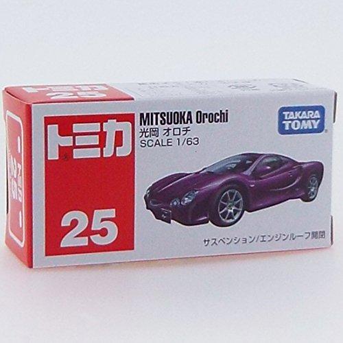 トミカ №025 光岡 オロチ (箱)