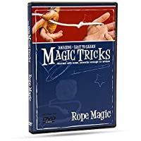[マジック メーカー]Magic Makers Amazing Easy to Learn Magic Tricks DVD: Rope Magic MM-2107 [並行輸入品]