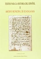 Textos para la historia del español II