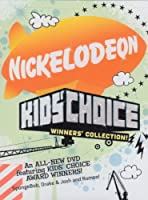 Nickelodeon Kid's Choice Winners Collection -- New Dvd!