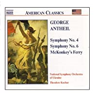 Symphony 4, Symphony 6, Mckonkey's Ferry